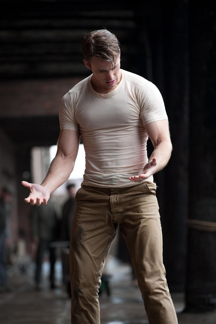 Production Stills - 0044 - Chris Evans Central Photo Gallery