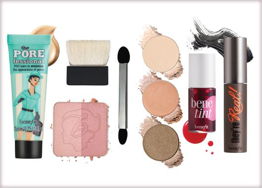 Benefit Cosmetics - life of the party! #benefitbeauty