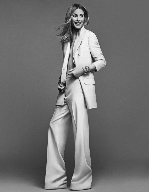 The Olivia Palermo Lookbook : Olivia Palermo for Elle Denmark