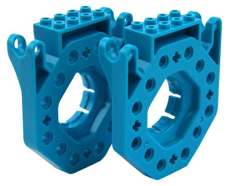 Der Spielzeugtester hat sich das Wonder Workshop LEGO-Konnektoren – Zubehör f… – Spielzeugtester