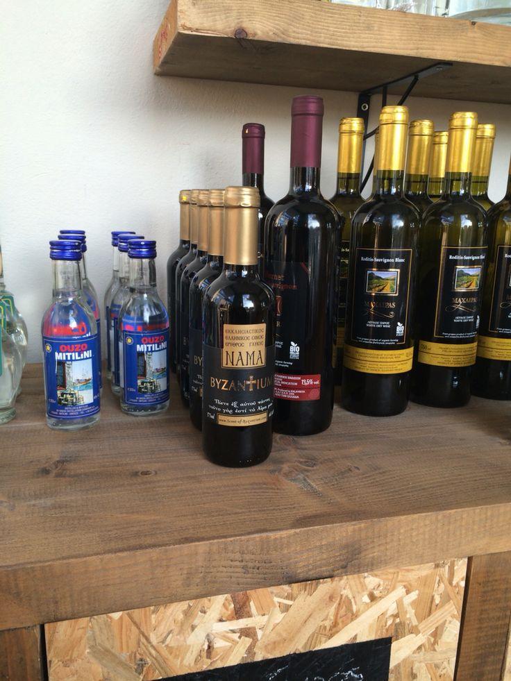 Namabyzantium Holy Communion Wine @nioras.com κρασί Θείας Κοινωνίας