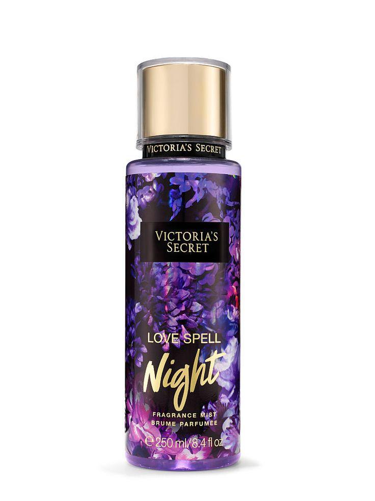 Love Spell Night Fragrance Mist - Victoria's Secret Fantasies - Victoria's…