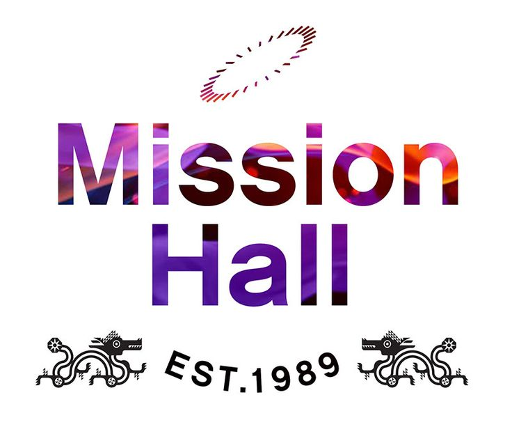 Mission Hall Logo - EST. 1989
