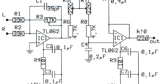 Pin on power subwoofer circuits