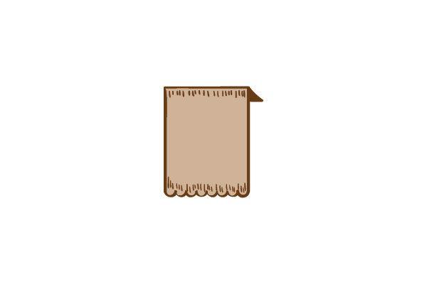 Frilled Ribbon Vector Image #ribbons #vectorpack #handdrawnvector http://www.vectorvice.com/ribbons-vector-pack