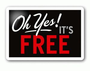 Tax Day Freebies (before and after Tax Day, too!)