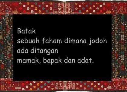 bangga jadi orang batak #batak #banggajadiorangbatak #Indonesia