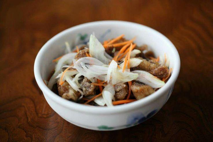 椎茸の南蛮ー南小国の食べ物ー