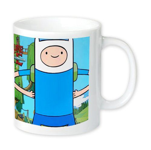 Adventure Time Mug Finn & Jake @ niftywarehouse.com #NiftyWarehouse #AdventureTime #TVShow #Cartoon #Show #CartoonNetwork
