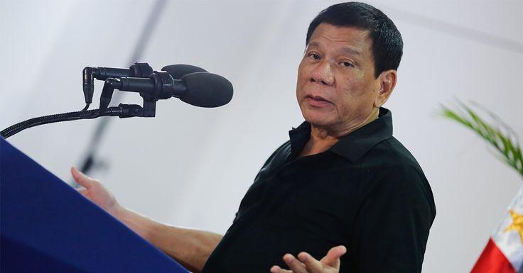 Philippines President Rodrigo Duterte said his Soldiers are Free to Rape Women - Recent Trendz