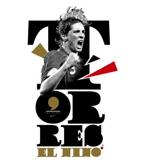 Revenge is Sweet / Nike Football T-shirt designs for the 2009 World Cup