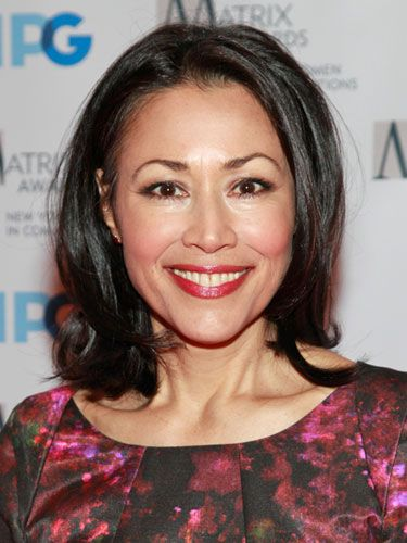Ann Curry-What a Beauty!!!!  love her!