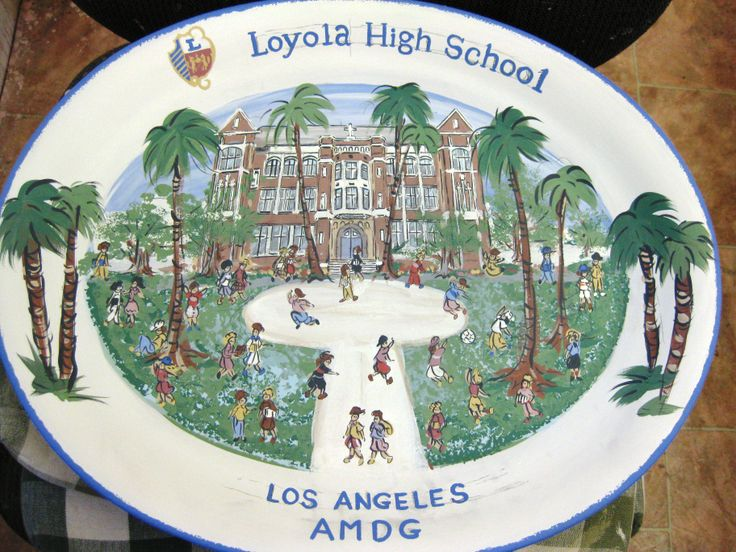 Loyola High School Los Angeles By Lesal Lesal Custom