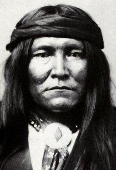 Chato - Chiricahua Apache - no date                                                                                                                                                                                                                                                                                                                                                                                                              Chato-  Geronimo's friend