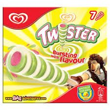 Image result for twister lolly