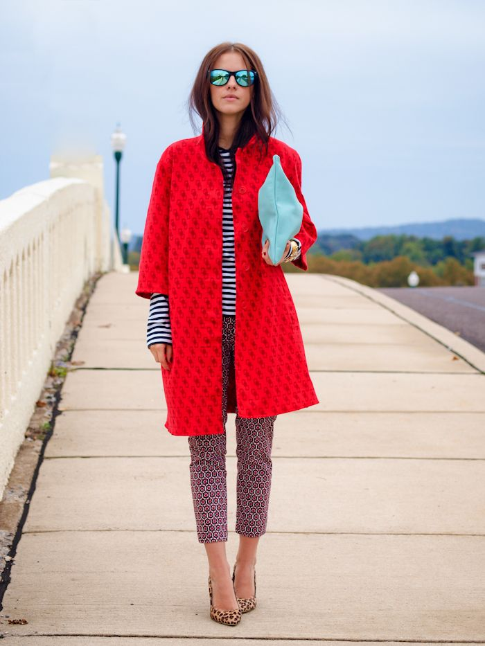 Bittersweet Colours: The Red Jacket