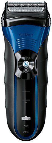Braun Series 3 340s-4 elektrischer Rasierer / Rasierappar... http://amzn.to/2eu4spw