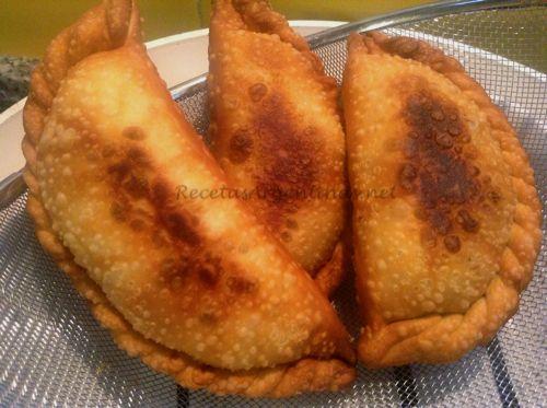 Masa básica para empanadas para freír (criollas)
