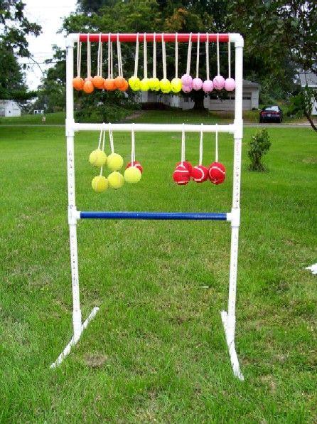 diy backyard  games