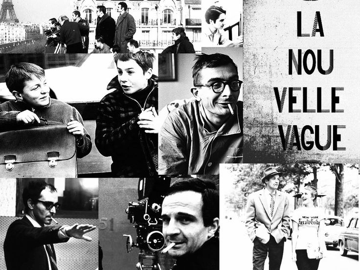 la nouvelle vague influential filmmakers Start studying french new wave (la nouvelle vague) learn vocabulary, terms, and more with flashcards, games, and other study tools.