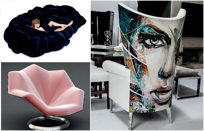 Промышленный дизайн: 20 фантастических дизайнерских диванов и кресел, которые сделают дом более комфортным и стильным http://kleinburd.ru/news/promyshlennyj-dizajn-20-fantasticheskix-dizajnerskix-divanov-i-kresel-kotorye-sdelayut-dom-bolee-komfortnym-i-stilnym/