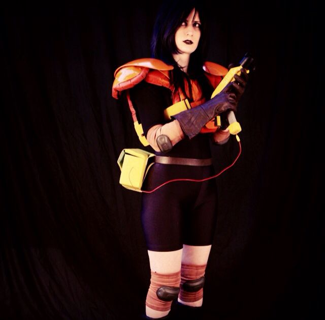 Kylie Griffin Extreme Ghostbusters