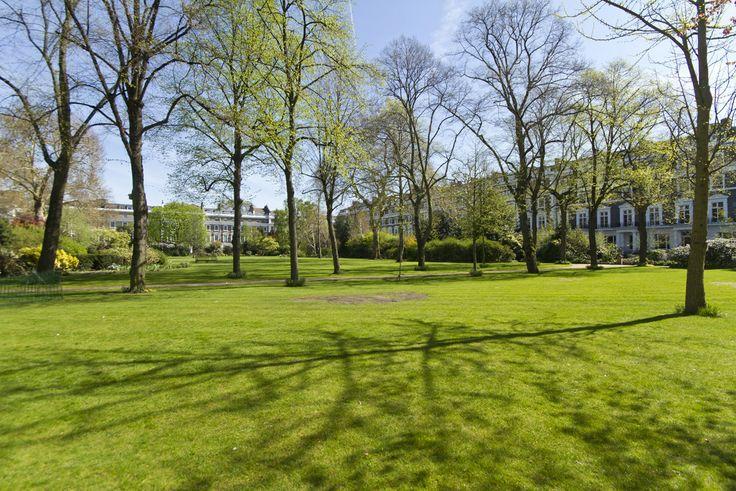 Onslow Square London SW7 #cutlerandbond #londonproperty #gardensquares
