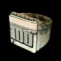 Many Designs Money ORIGAMI Art Gift Made out of Real $1 DOLLAR Bill Banknote