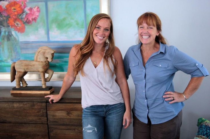 In HGTV's Good Bones, mother/daughter team Karen E Laineand Mina Starsiak are revitalizing their hometown of Indianapolis one property at a time, buying dilapidated homes and rehabbing them into stunning urban remodels. Check out these snapshots from the renovation featured in the series premiere.