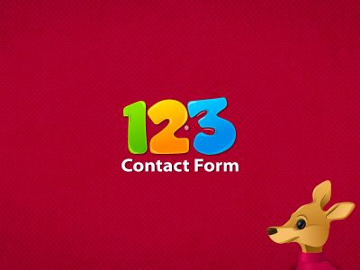 123 Contact Form Logo Inspiration Gallery