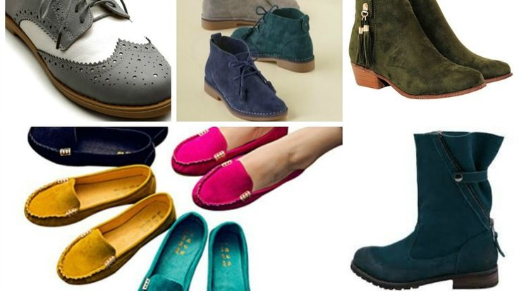 Fashion style Teacher stylish shoes for woman