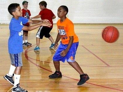 Dribble, Pass and Shoot Basketball Summer Camp Takoma Park, Maryland  #Kids #Events