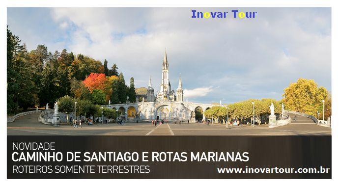 Inovar Tour www.inovartour.com.br : NOVIDADE: Pacotes para o Caminho de Santiago de Co...