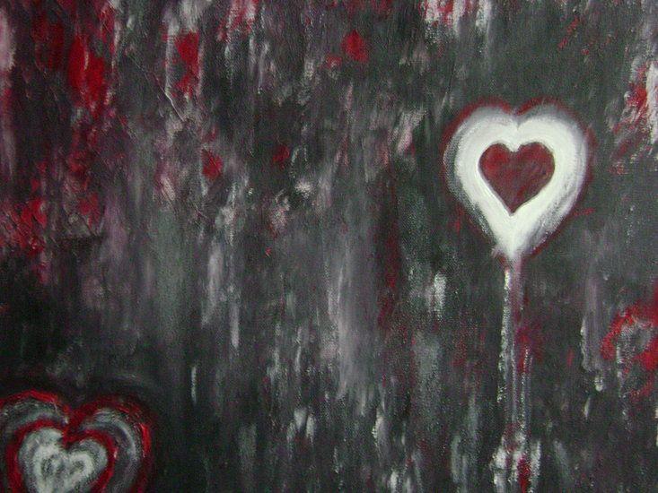 Telkens weer mijn ex. toegelaten en de pijn die hij me dan toch weer deed wilde ik niet meer toelaten, afsluiten en een zuiver hart krijgen