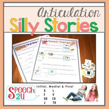 Silly stories are similar to Mad Libs fill in the blank stories and are highly motivating for students. I've used my silly stories words lists for years, but always struggled with getting independent productions from non-readers. Each of the targeted word lists contains the target phonemes separated by noun, verb, and adjective.