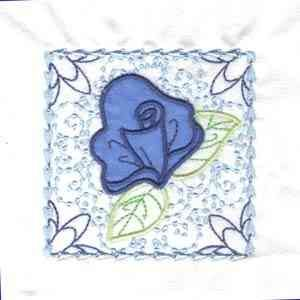 Divine Flower Squares: Divine Flower, Free Embroidery, Flower Squares, Embroidery Designs