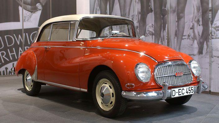 1961 Auto Union 1000 S Coupé