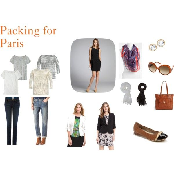 Traveling abroad? Here are some versatile pieces perfect for wearing solo or as layering pieces. Pack smart, pack light and look great in the process.