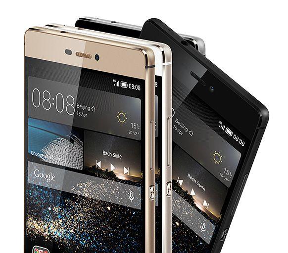 Huawei P8 i Huawei P8 max na konferencji w Londynie. #Huawei #smartfon #HuaweiP8