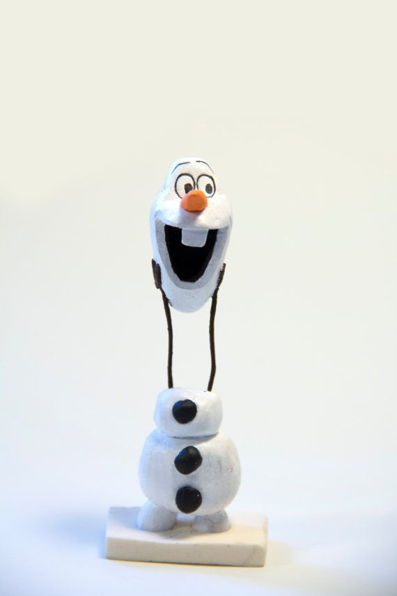 Olaf Frozen by MahmurLemur on Etsy