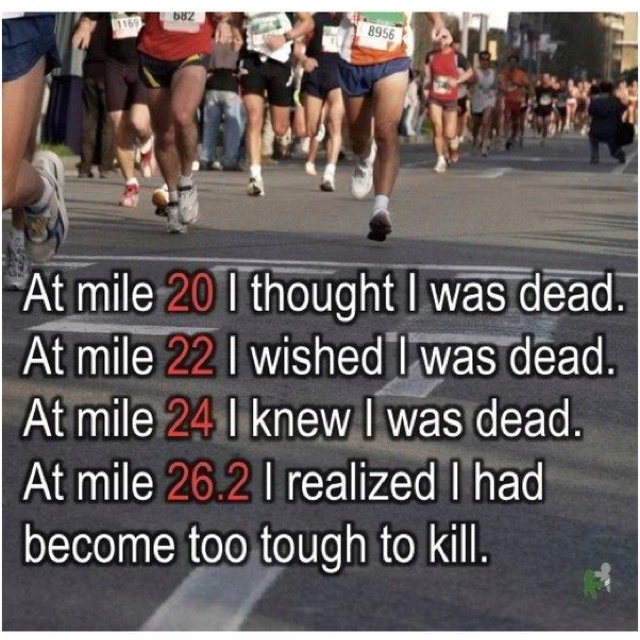 26.2! This is awesome!Fit, Remember This, Buckets Lists, Inspiration, Half Marathons, Running A Marathons, Motivation Quotes, True Stories, Finish Line