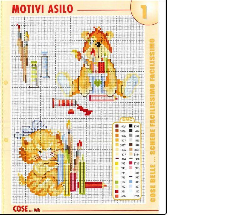 Schemi Elettrici Per Bambini : Images about vari schemi per bambini on pinterest