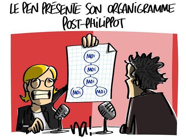 na! (2017-09-22) France: Marine Le Pen présente son organigramme post-philippot http://www.dessinateur.biz/blog/2017/09/22/marine-pen-presente-organigramme-post-philippot/#sthash.dKrQaRjZ.dpbs na! tl midis sur BFMTV saison 6