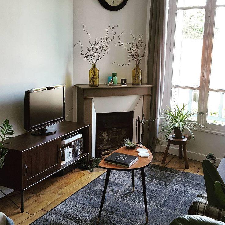 Ikea 'Lövbacken' side table @anthonysfavorites