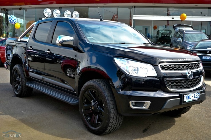 2012 HOLDEN COLORADO RG MY13 LTZ CREW CAB