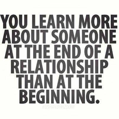 taking chance ending relationship