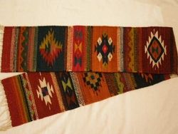 Southwest Zapotec Table Runners Indian Design Bd