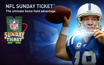 NFL Sunday Ticket Coming to PS3, No Dish Required