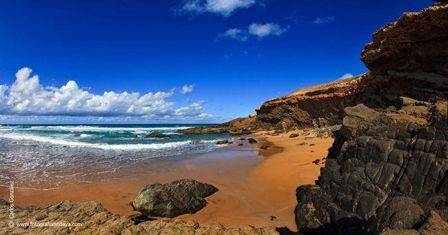 Playa de Jarugo – Playas de Fuerteventura.