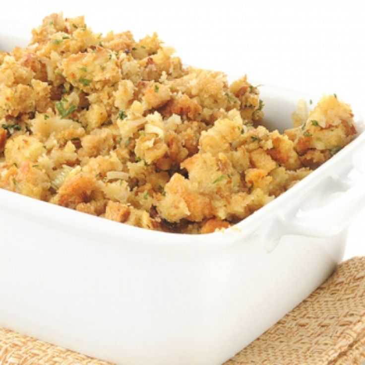 A Delicious recipe for turkey dressing casserole. This yummy meal can be made with leftovers or made fresh.�